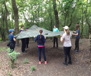 Outdoor Discovery Course