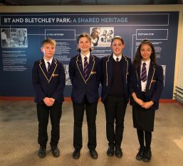 Students Excel At Bletchley Park Maths Challenge