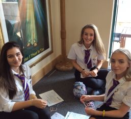 Schools Gather For Faith In Action Day