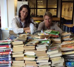 Can You Help Us Win Books For The School?