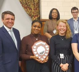 St Paul's Wins MK Schools' Parliamentary Debating Contest