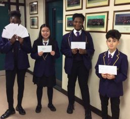 Pupils Write to Prime Minister