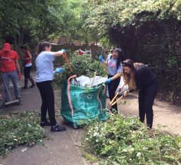 Redway Warriors Start Clean Up