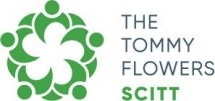 The Tommy Flowers SCITT logo